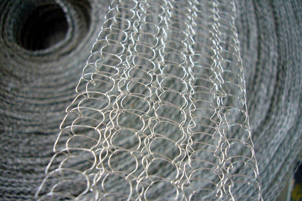 Multi-filament Knitted Mesh