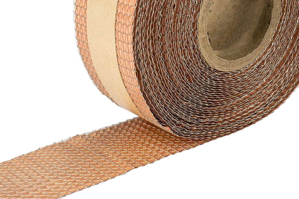 knitted mesh tape